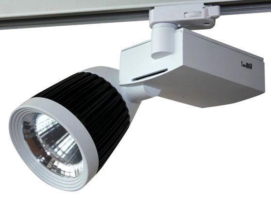 Светодиодный уличный линзованный светильник